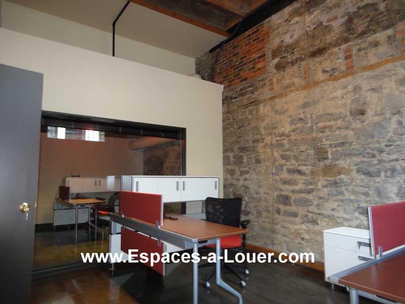 Location bureau style loft rue saint paul vieux port de - Appartement a louer vieux port montreal ...