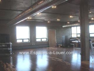 Location bureau style loft nouveau chabanel ahuntsic - Loft a louer montreal ...