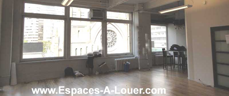 Quot Rent Loft Style Office Space Downtown Montreal Quot